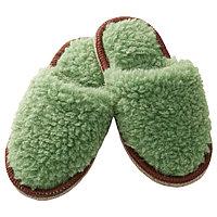 ФЕГЕН Тапочки, зеленый L/XL