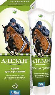Алезан крем для суставов собак и лошадей, АВЗ - 250 мл