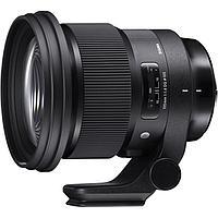 Объектив Sigma 105mm f/1.4 DG HSM Art for Canon