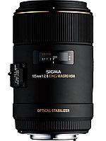 Объектив Sigma 105mm f/2.8 EX DG OS HSM Macro Nikon