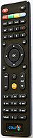 Пульт для ресивера OTAU TV универсальный