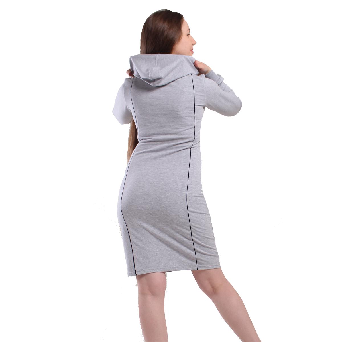 Платье трикотажное «Стрела» - фото 2