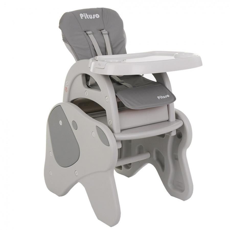 Стул - трансформер для кормления Pituso Dog  цвета в ассортименте
