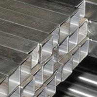 Труба профильная 40x20 мм, сталь 08кп, прямоугольная, 2 мм