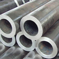 Труба толстостенная 25 мм, горячедеформированная, сталь 09Г2С, 2,6 мм