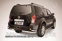 Уголки d76+d42 двойные Nissan Pathfinder 2010-13