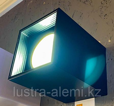 Светильник Фасадный 351 5w BK, фото 2