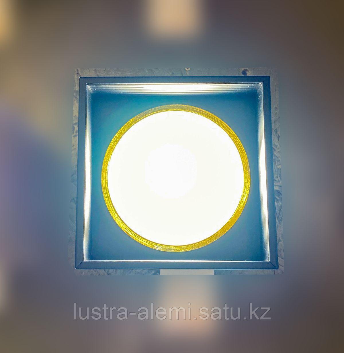 Светильник Фасадный 401F 12w BK