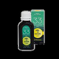 Масло 33 травы композиция натуральных эфирных масел