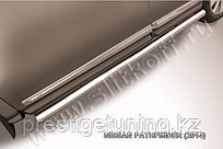 Защита порогов d76 труба Nissan Pathfinder 2014-