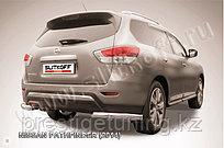 Уголки d76 Nissan Pathfinder 2014-