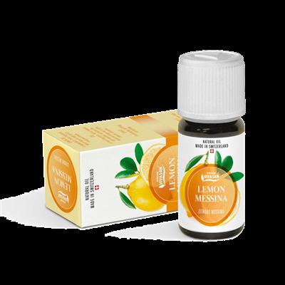 Эфирное масло Лимон повышает иммунитет, выводит шлаки