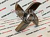 Нож двухсторонний МИМ 600 (c буртом) Хром, фото 3