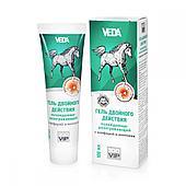 Гель охлаждающе-разогревающий ЗооVip для лошадей, Veda - 100 мл