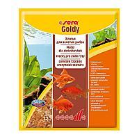 Хлопьевидный корм Sera Goldy для золотых рыб - 12 г