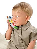 Игрушка развивающая Chicco Говорящий телефон
