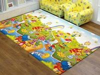 Что развивает и для чего используется детский коврик
