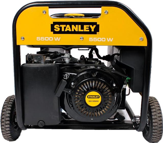 Генераторы бензиновые Stanley