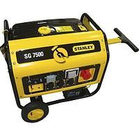 Генератор бензиновый SG7500 Stanley