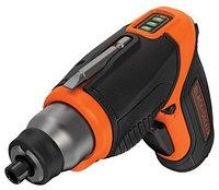Аккумуляторная отвертка  Black&Decker CS3653LC