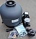 Фильтровальная установка для бассейна Emaux FSP350 (Моноблок), фото 2