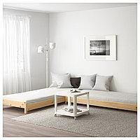 УТОКЕР Штабелируемые кровати, сосна, 80x200 см, фото 1