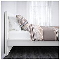 МАЛЬМ Каркас кровати, белый, 90x200 см, фото 1