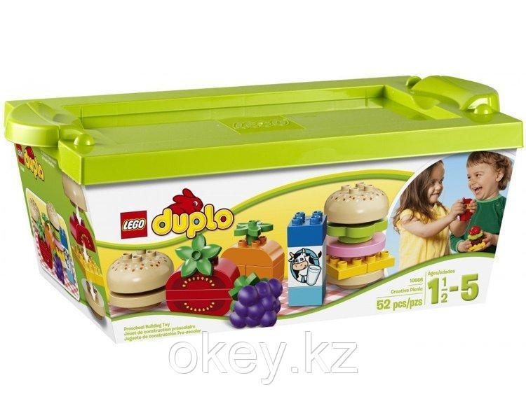 LEGO Duplo: Весёлый пикник 10566
