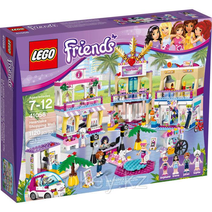 LEGO Friends: Торговый центр Хартлейк Сити 41058