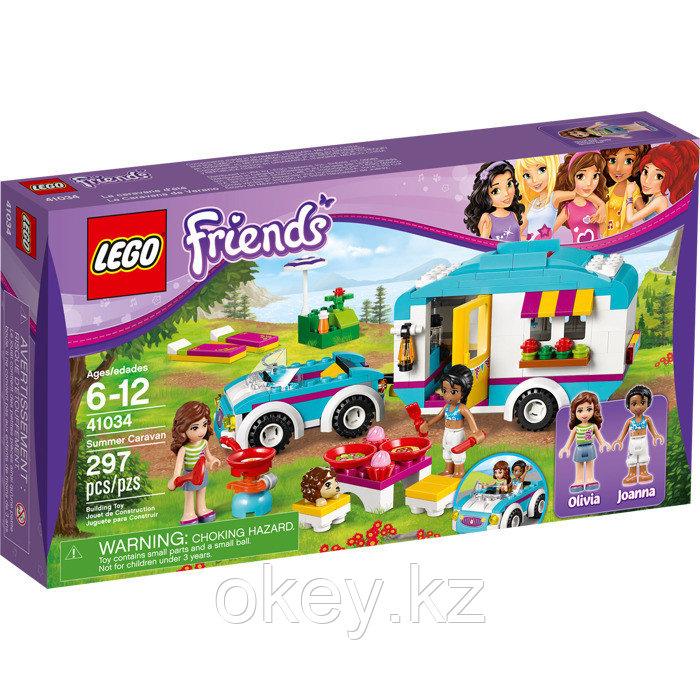 LEGO Friends: Летний фургон 41034