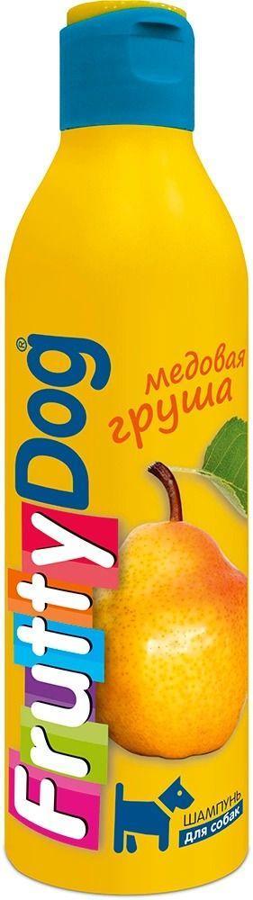 Шампунь FruttyDog Медовая груша для собак, АВЗ - 250 мл