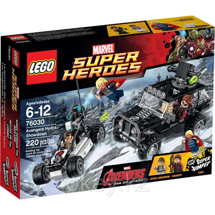 LEGO Super Heroes: Гидра против Мстителей 76030