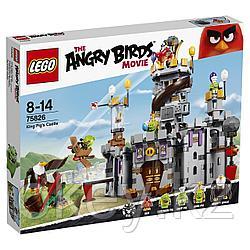 LEGO Angry Birds: Замок Короля свинок 75826