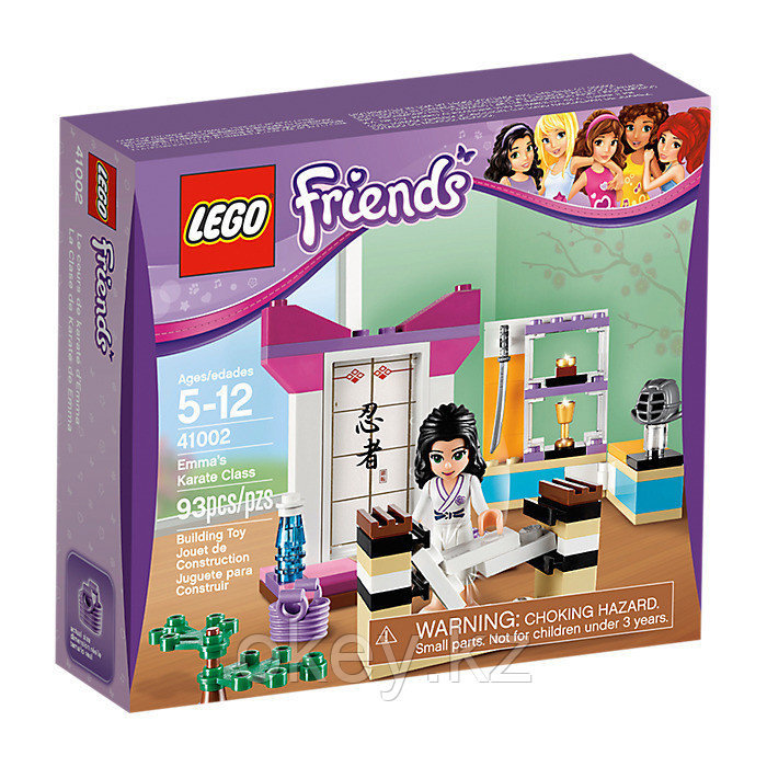 LEGO Friends: Эмма-каратистка 41002
