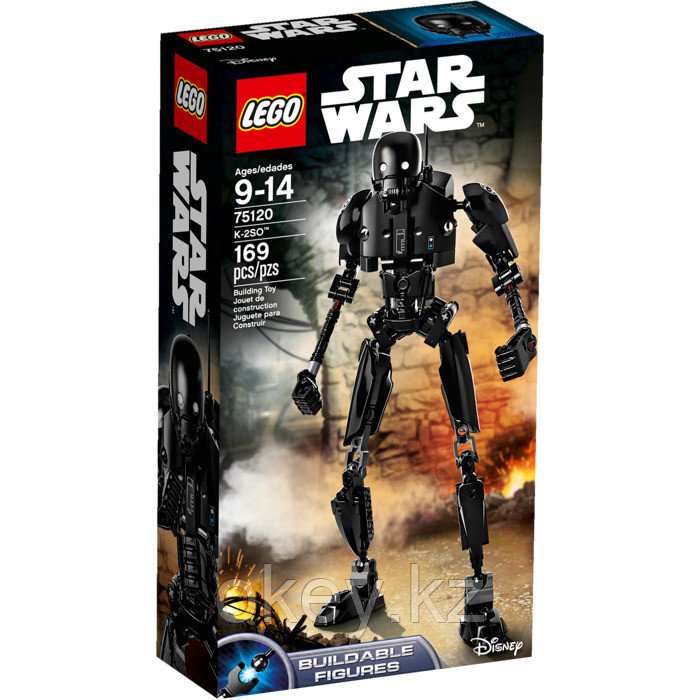 LEGO Star Wars: K-2SO Дроид 75120
