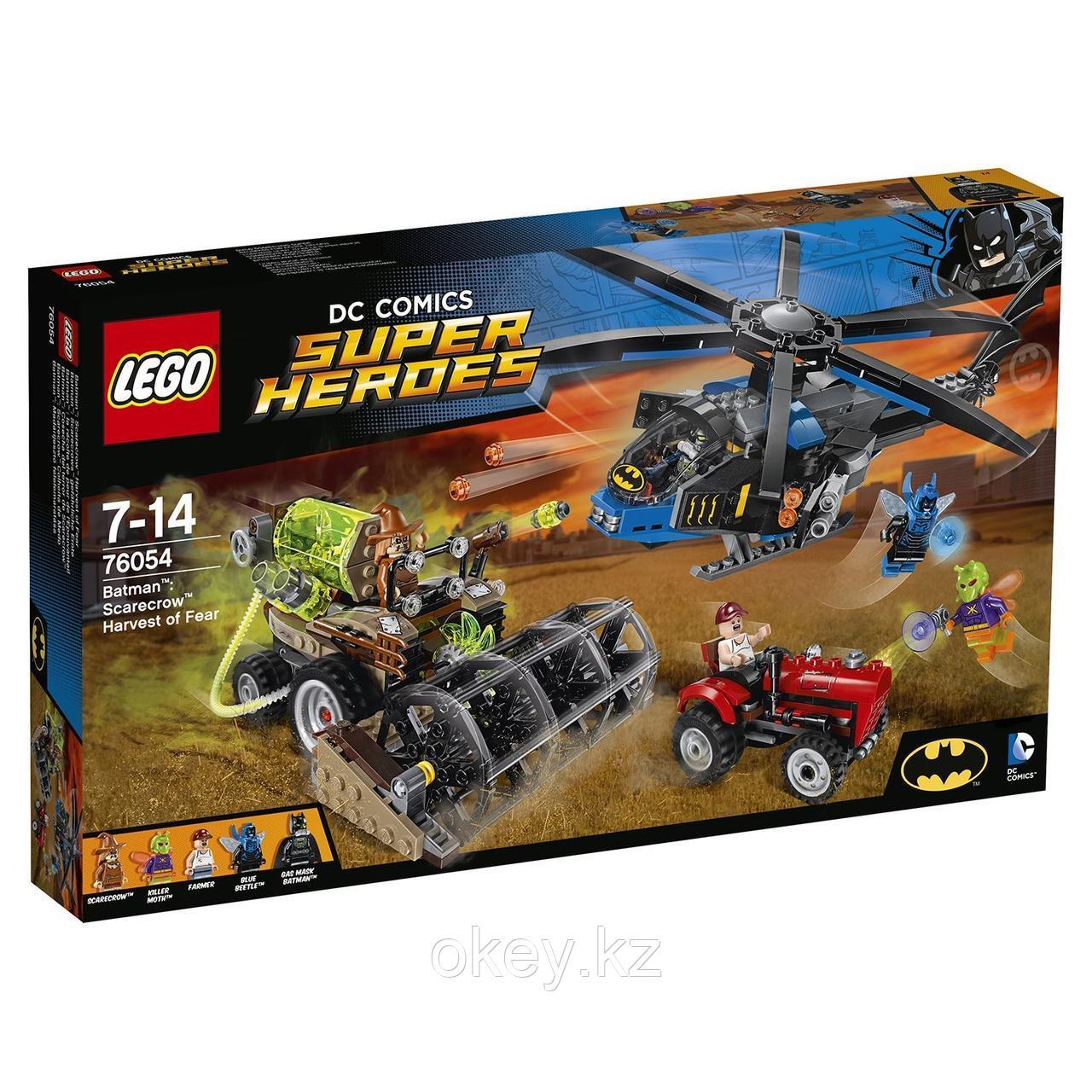 LEGO Super Heroes: Бэтмен: Жатва страха 76054