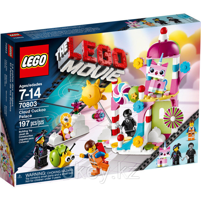 LEGO Movie: Заоблачный дворец 70803