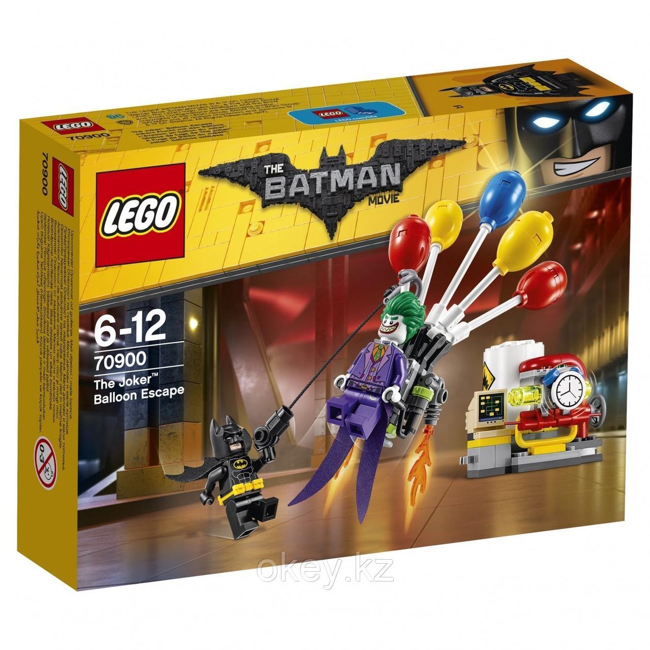 LEGO Batman Movie: Побег Джокера на воздушном шаре 70900