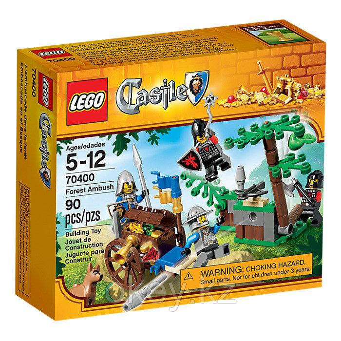 LEGO Castle: Засада в лесу 70400