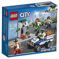 LEGO City: Набор для начинающих Полиция 60136