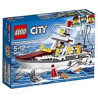 LEGO City: Рыболовный катер 60147