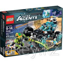 LEGO Ultra Agents: Секретный патруль агентов 70169