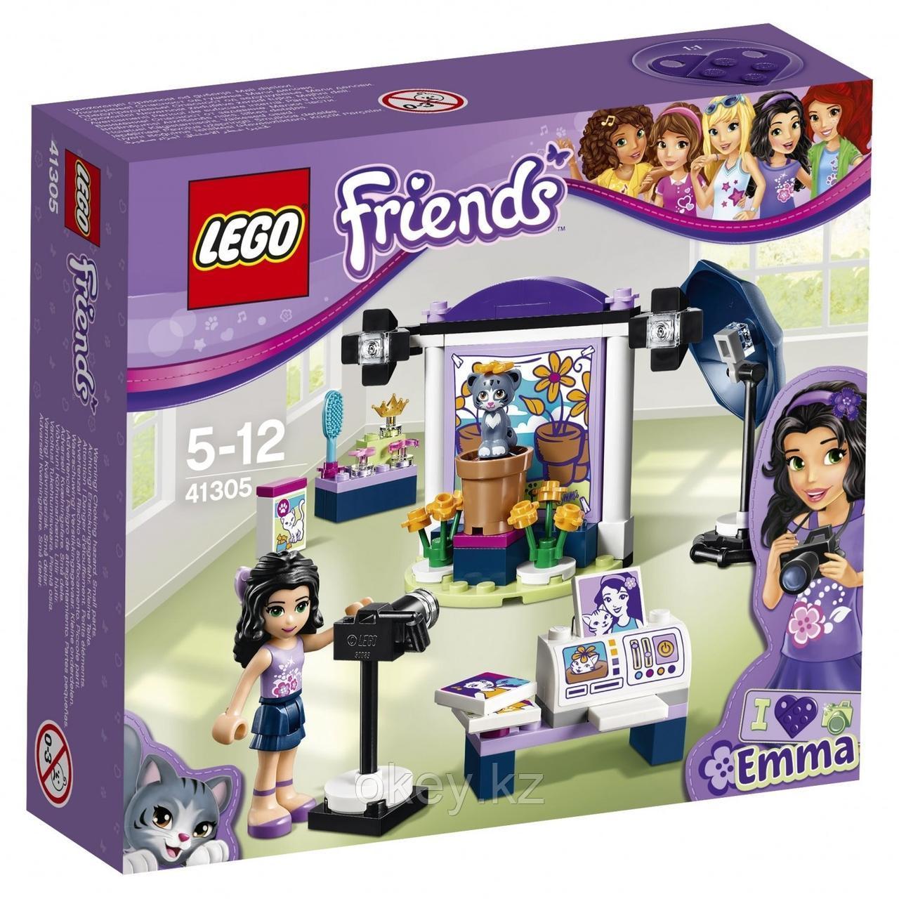 LEGO Friends: Фотостудия Эммы 41305