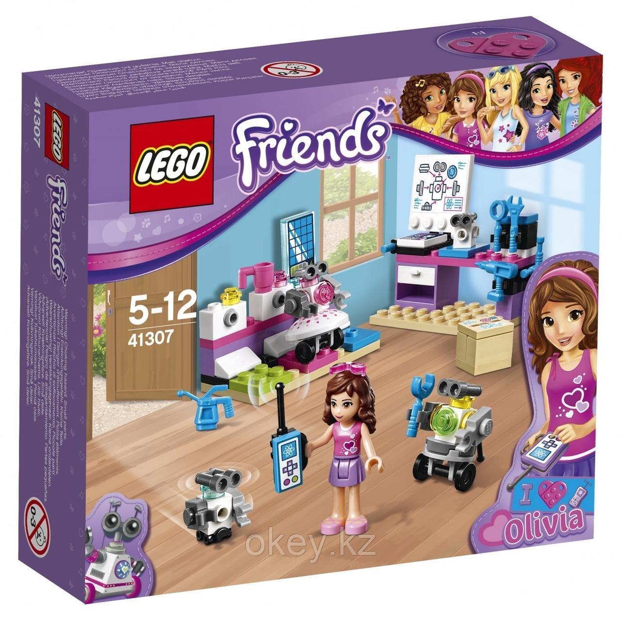 LEGO Friends: Творческая лаборатория Оливии 41307
