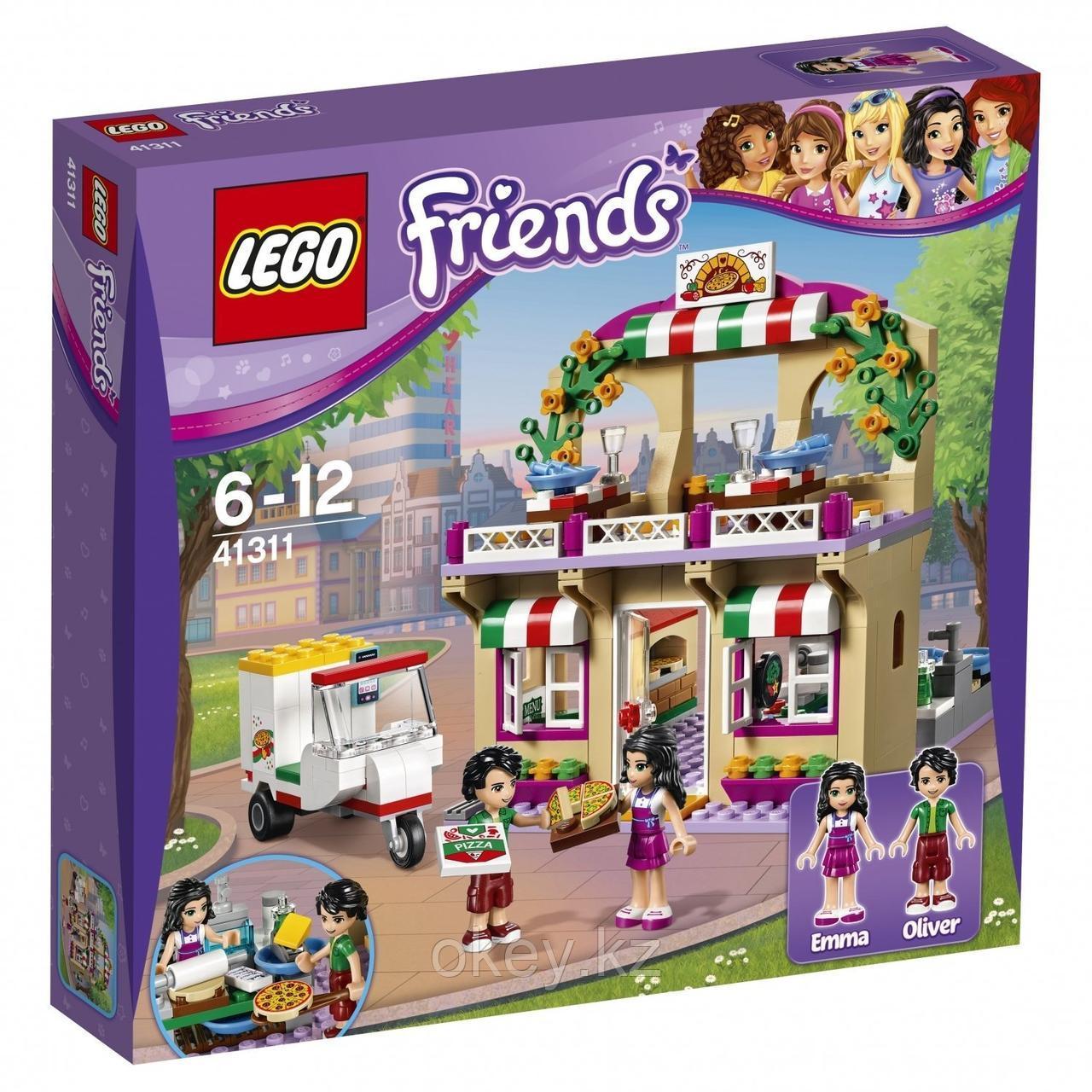 LEGO Friends: Пиццерия 41311