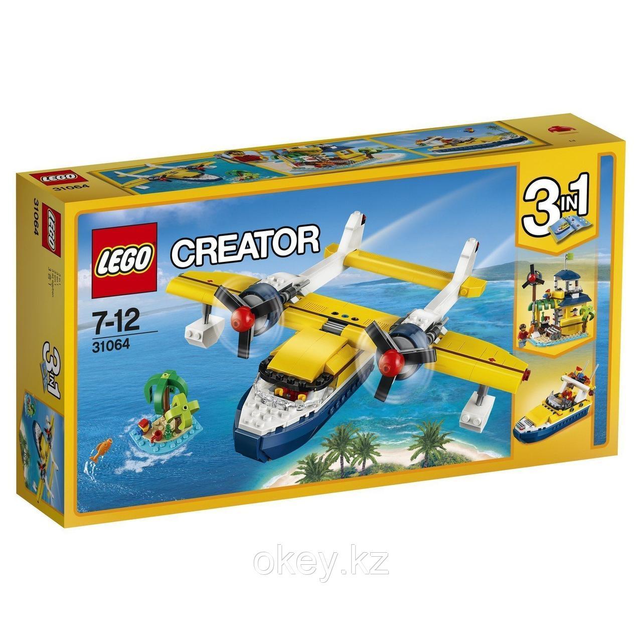 LEGO Creator: Приключения на островах 31064