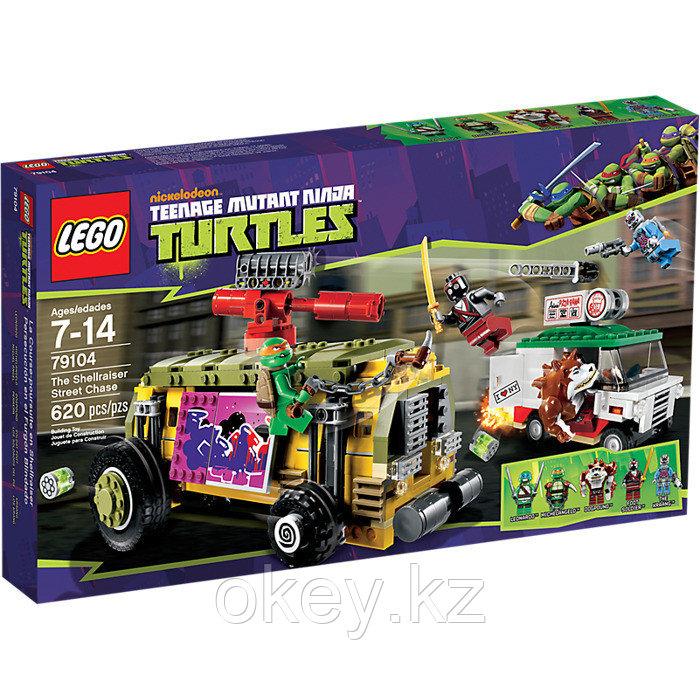 LEGO Teenage Mutant Ninja Turtles: Погоня на панцирном танке 79104