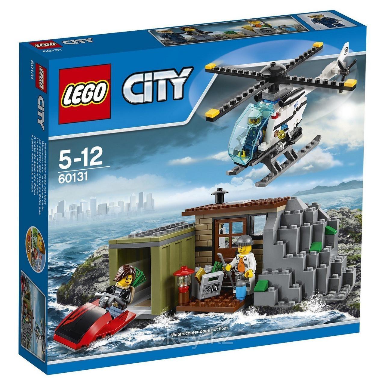 LEGO City: Остров воришек 60131