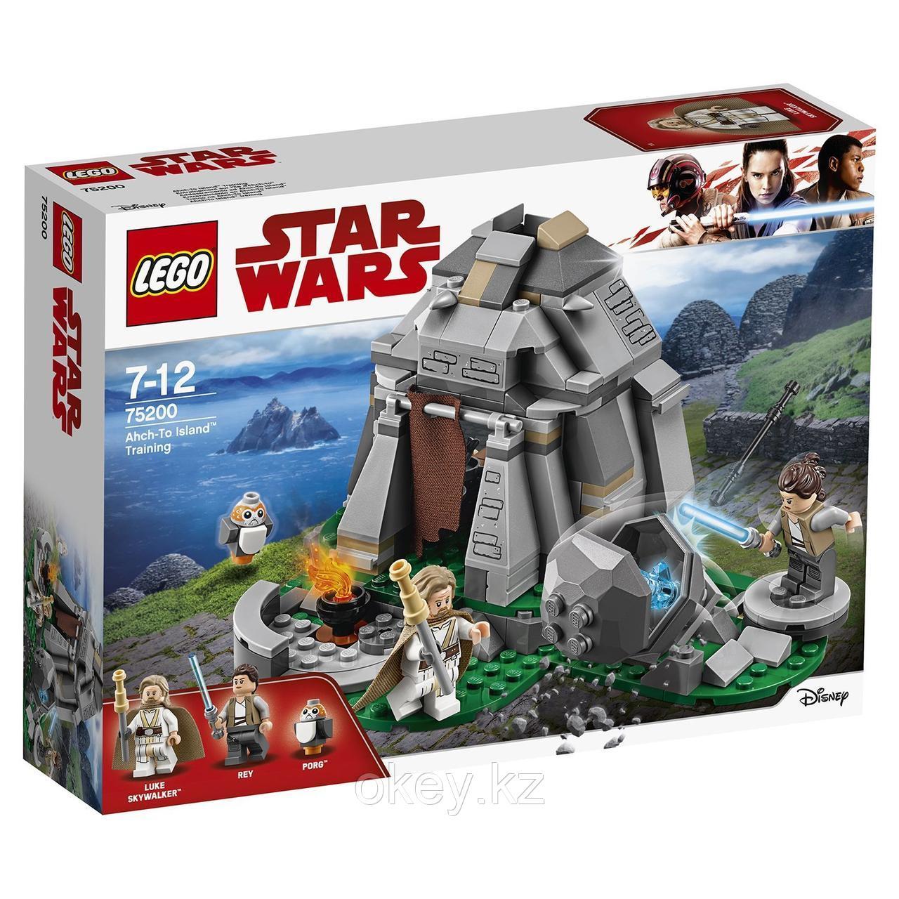 LEGO Star Wars: Тренировки на островах Эч-То 75200