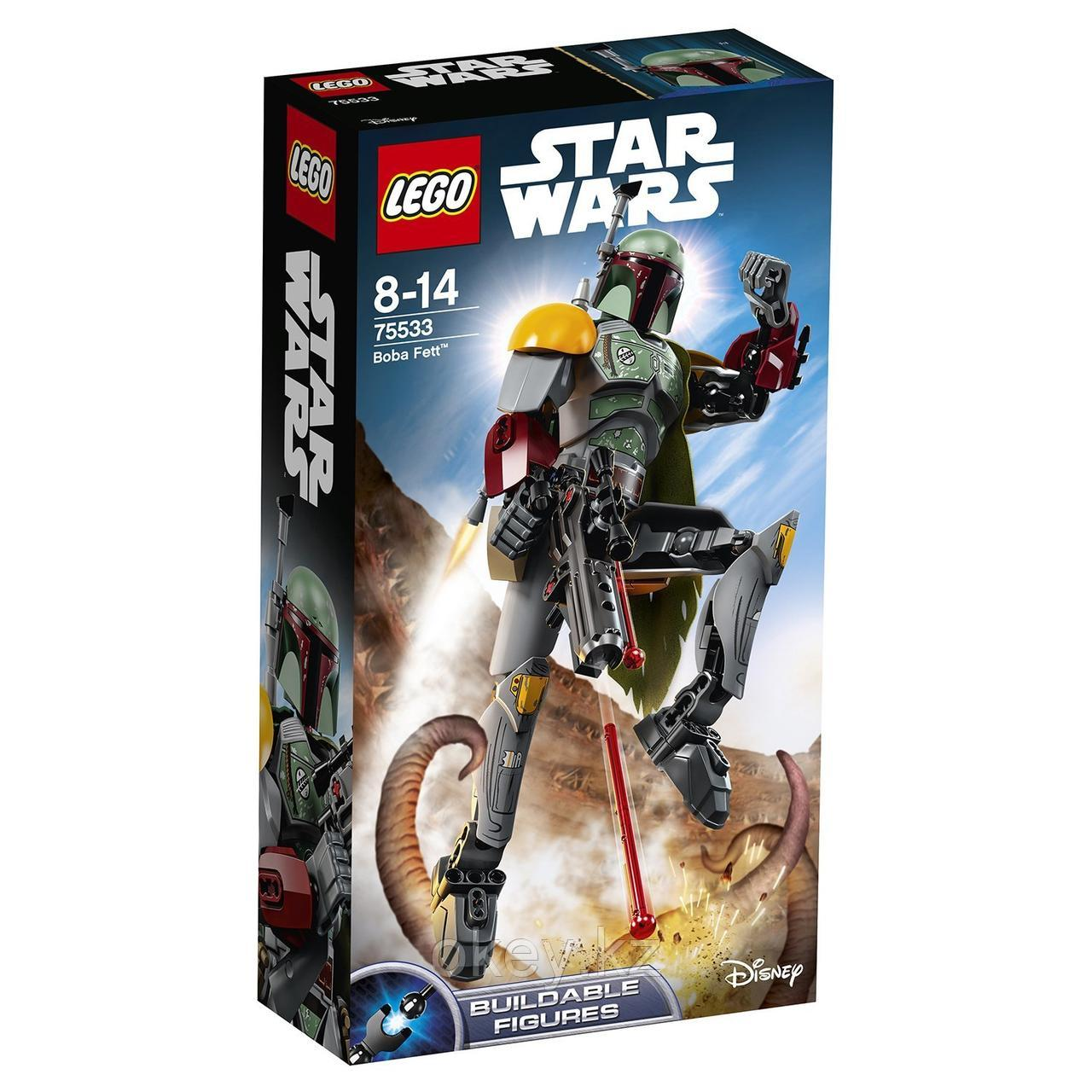 LEGO Star Wars: Боба Фетт 75533